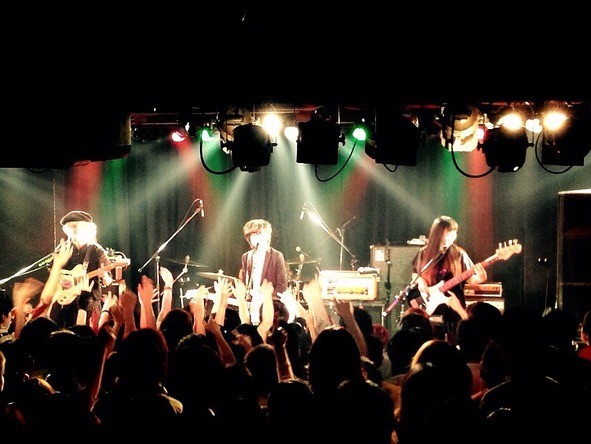 5月22日DARK EXHIBITION -back to basics-ファイナル@名古屋 アポロベイス (okmusic UP's)