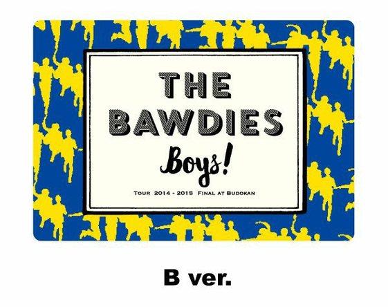 THE BAWDIES マグネットシート(B ver.) (okmusic UP's)