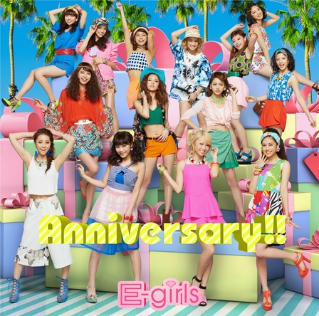シングル「Anniversary!!」【CD+DVD】 (okmusic UP's)