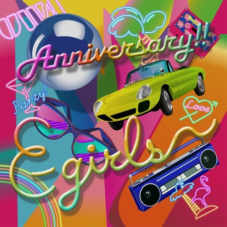 シングル「Anniversary!!」【CD】 (okmusic UP's)