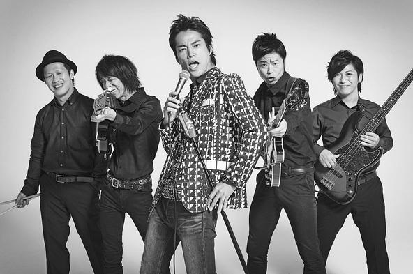 河野勇作(桐谷健太)×THEイナズマ戦隊 (okmusic UP\'s)