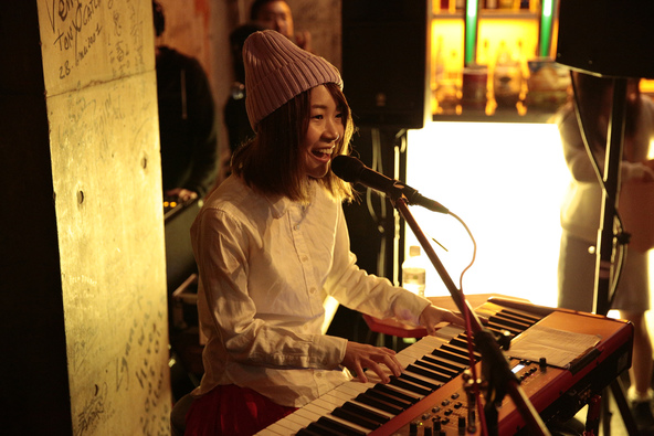 「HOT STUFF presents Ruby Tuesday 5 supported by TUMBLING DICE」(杉恵ゆりか) (okmusic UP's)