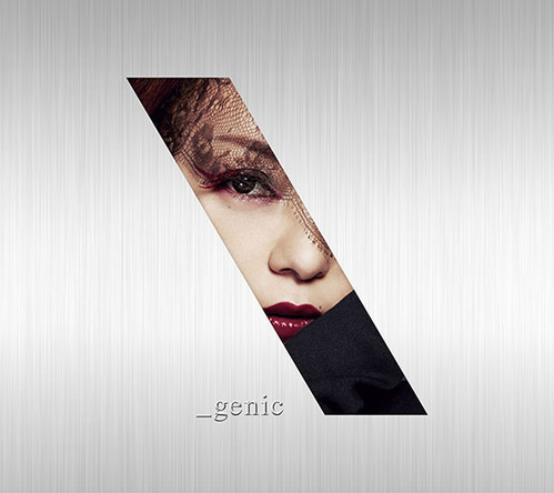 アルバム『_genic』【CD+DVD】 (okmusic UP's)