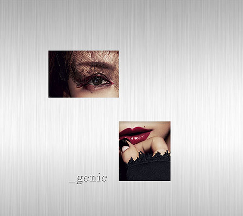 アルバム『_genic』【CD+BD】 (okmusic UP's)