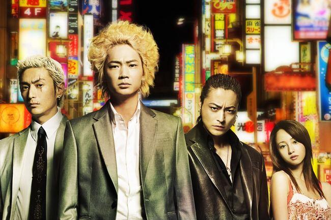 5月30日(土)に公開される、綾野剛主演映画「新宿スワン」 (C)2015「新宿スワン」製作員会