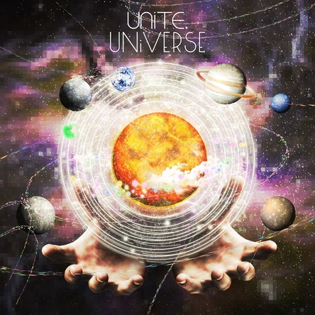 アルバム『UNiVERSE』【通常盤】(CD 15 Songs) (okmusic UP's)