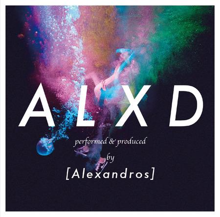 アルバム『ALXD』 (okmusic UP's)