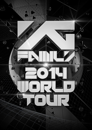 「YG Family Concert in Japan」 (okmusic UP\'s)