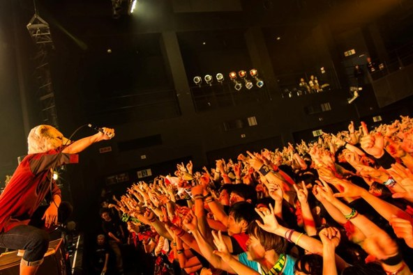 5月31日(日)@Zepp Sappro (okmusic UP's)