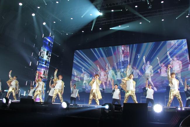 "「2PM ARENA TOUR 2015 ""2PM OF 2PM""」@北海道立総合体育センター北海きたえーる"