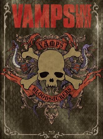 『VAMPS LIVE 2014-2015』【初回限定盤A】(Blu-ray) (okmusic UP's)
