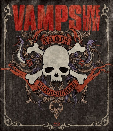 『VAMPS LIVE 2014-2015』【通常盤A】(Blu-ray) (okmusic UP's)