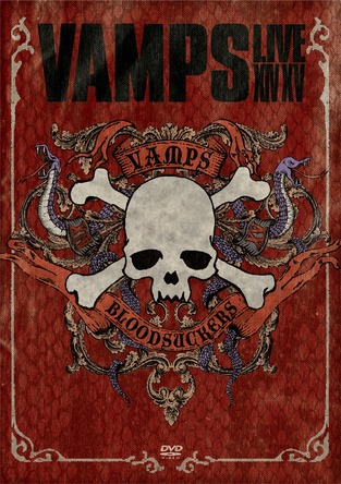 『VAMPS LIVE 2014-2015』【通常盤B】(DVD) (okmusic UP's)