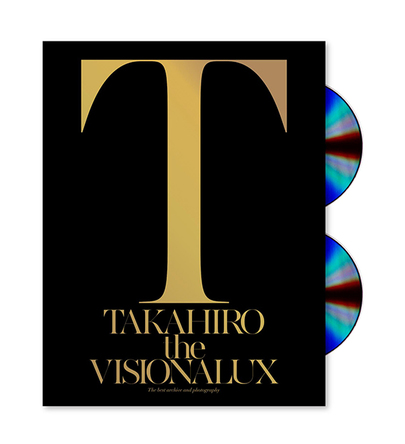 アルバム『the VISIONALUX』【豪華盤】 (okmusic UP's)