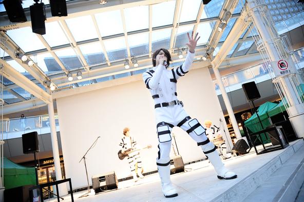 6月3日(水)@ラゾーナ川崎プラザ2F ルーファ広場グランドステージ (okmusic UP's)