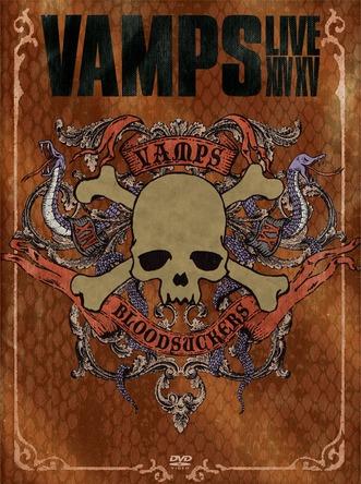 『VAMPS LIVE 2014-2015』【初回限定盤B】(2DVD)  (okmusic UP's)