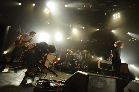 【cinema staff 】1月18日(土)@SHIBUYA-AX (okmusic UP\'s)