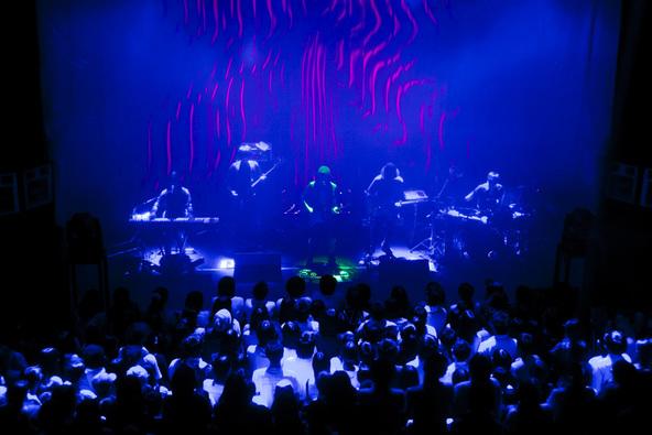 6月9日@渋谷WWW (okmusic UP's)