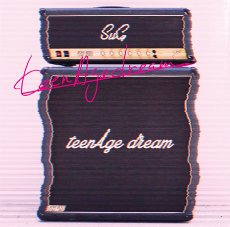 シングル「teenAge dream/Luv it!!」【通常盤】(CD) (okmusic UP's)