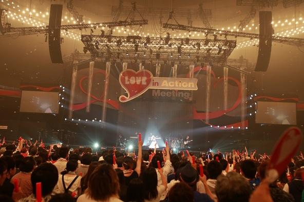 6月11日(木)@「LOVE in Action Meeting(LIVE)」【May J.】 (okmusic UP's)