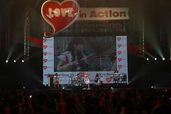 6月11日(木)@「LOVE in Action Meeting(LIVE)」【Silent Siren】 (okmusic UP's)