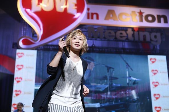 6月11日(木)@「LOVE in Action Meeting(LIVE)」【Aqua Timez】 (okmusic UP's)