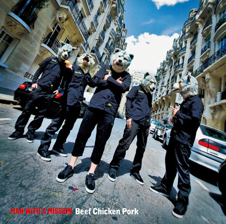 アルバム『Beef Chicken Pork』 (okmusic UP\'s)