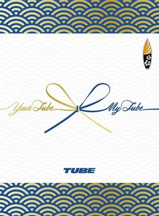 """专辑""""你的TUBE + My TUBE""""[初回限定版A](2CD + DVD +商品)(okmusic UP's)"""