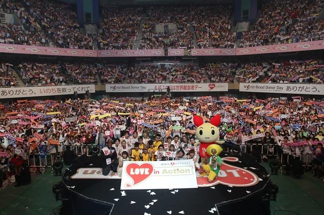 6月12日(金)@『LOVEinActionMeeting(LIVE)』