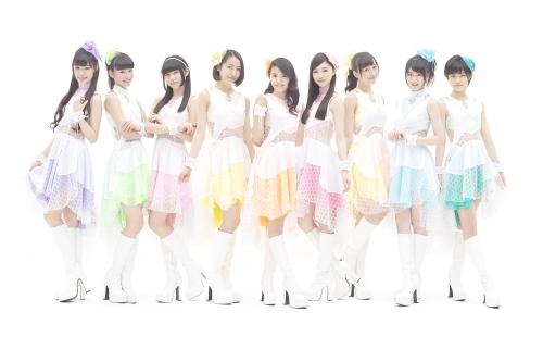 3rdシングル「DREAMIN'」がオリコン初登場3位を獲得した東京パフォーマンスドール