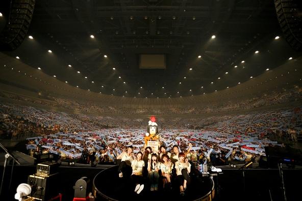 6月15日(月)@横浜アリーナ (okmusic UP's)