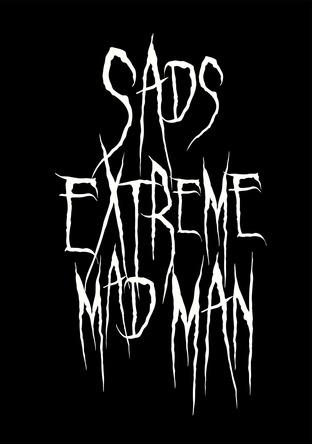 EXTREME MAD MAN表紙 (okmusic UP's)
