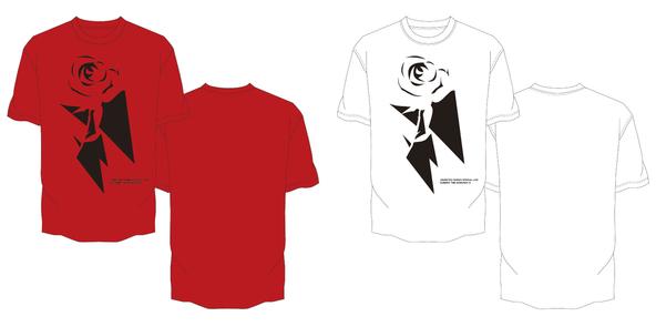 「10人Tシャツ企画」森永邦彦 (okmusic UP's)
