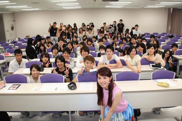 6月16日@日本工学院専門学校コンサート・イベント科 授業「ミュージックジョブ」 (okmusic UP's)