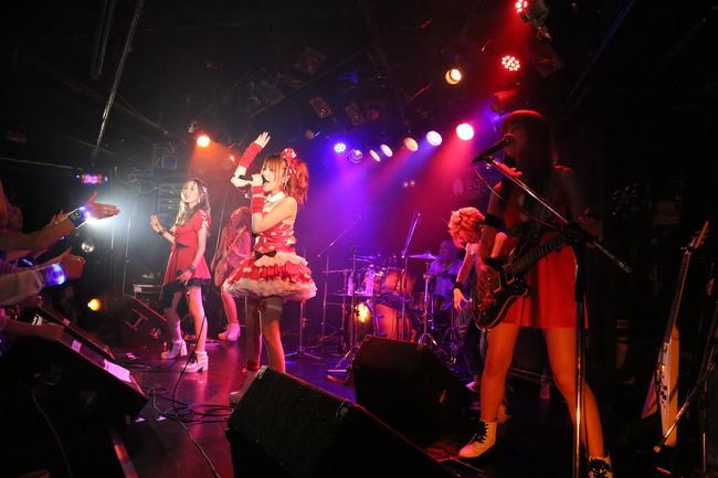 6月06日(土)@「GIRLS ROCK SPLASH!! 2015 梅雨」【LoVendoЯ】