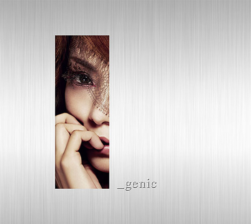 アルバム『_genic』【CD】 (okmusic UP's)