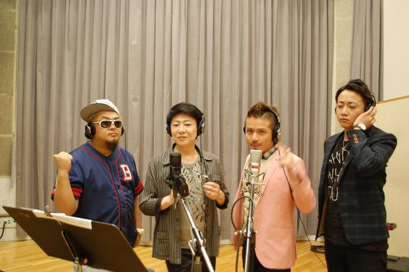 クリフエッジ&美川憲一 (okmusic UP's)