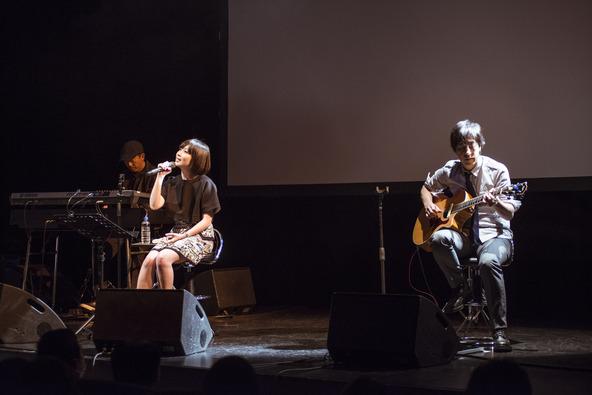 1月12日(日)に約3年ぶりとなるファンクラブイベントを東京のマウントレーニア渋谷で開催 photo by 田中聖太郎 (okmusic UP\'s)
