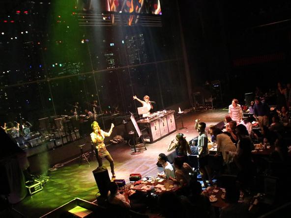 6月17日(水)@ビルボードライブ東京 (okmusic UP\'s)