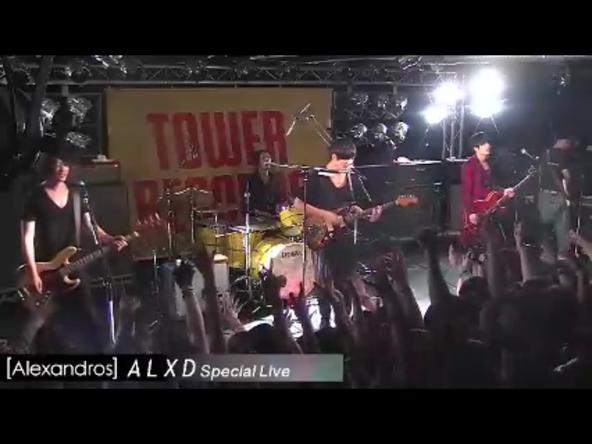 6月20日@タワーレコード渋谷店B1F「CUTUP STUDIO」 Ustキャプチャー(2部) (okmusic UP's)