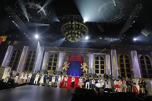 """""""KING SUPER LIVE 2015""""(略称:キンスパ)に54,000人が熱狂 photo:kamiiisaka (C)KING RECORDS"""
