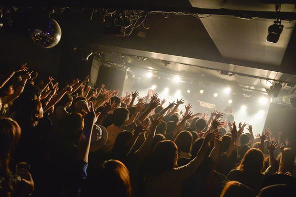 6月21日(日)@新代田FEVER (okmusic UP\'s)
