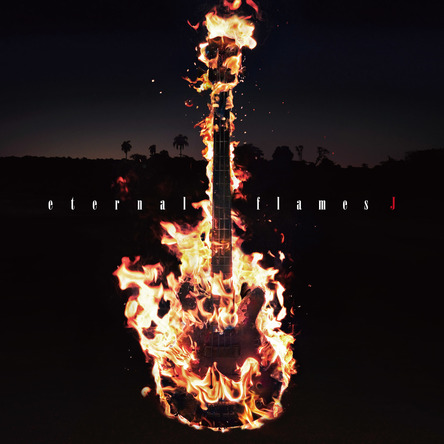 アルバム『eternal flames』 (okmusic UP\'s)