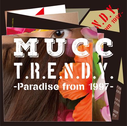 ミニアルバム『T.R.E.N.D.Y. -Paradise from 1997-』【初回生産限定盤】(CD+DVD)/MUCC (okmusic UP's)
