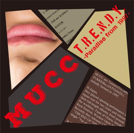 ミニアルバム『T.R.E.N.D.Y. -Paradise from 1997-』【通常盤】(CD ONLY)/MUCC (okmusic UP's)