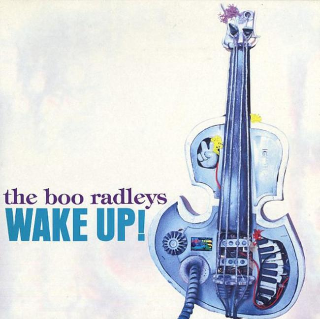 The Boo Radleys「 Wake up Boo!」 のジャケット写真