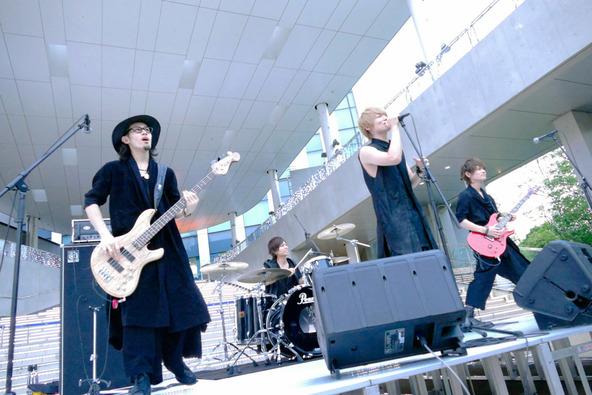 6月24日(水)@ダイバーシティ東京 (okmusic UP\'s)