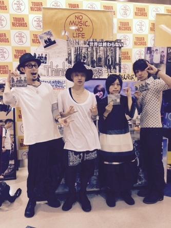 タワーレコード新宿店 (okmusic UP's)