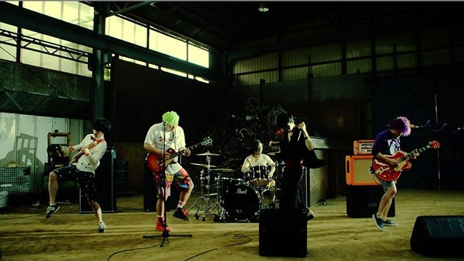 「ライジングさん」MV