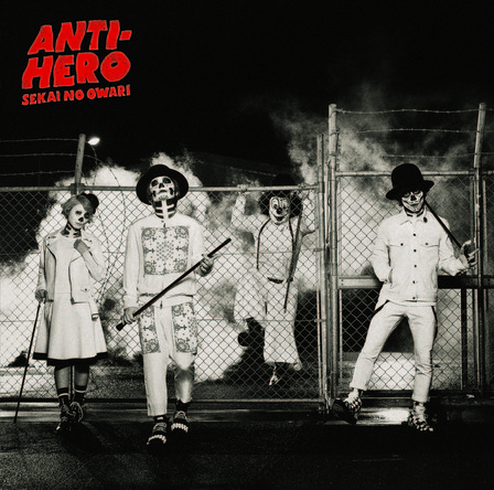 シングル「ANTI-HERO」【通常盤】(CD) (okmusic UP's)